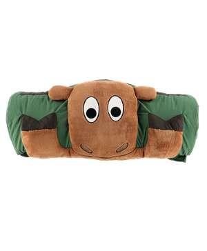Moose Kid's Sleeping Bag