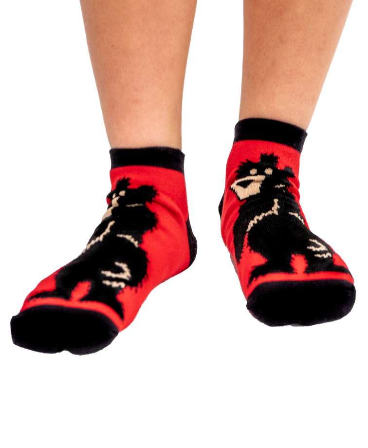Bear Bottom Women's Slipper Sock
