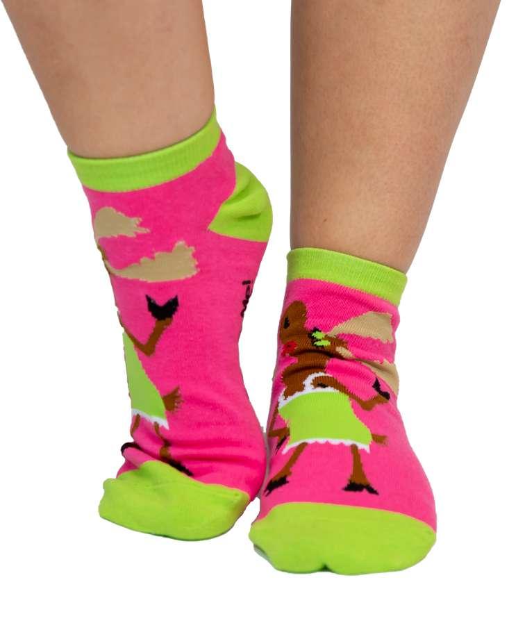 Don't Moose With Me Women's Slipper Sock