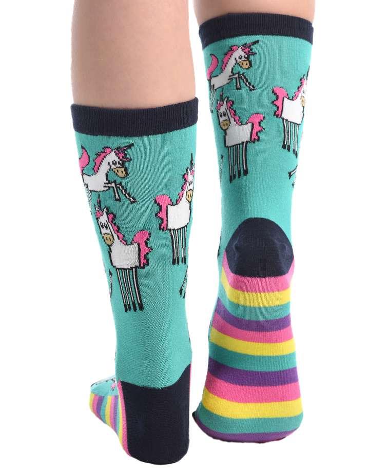 Unicorn Crew Sock