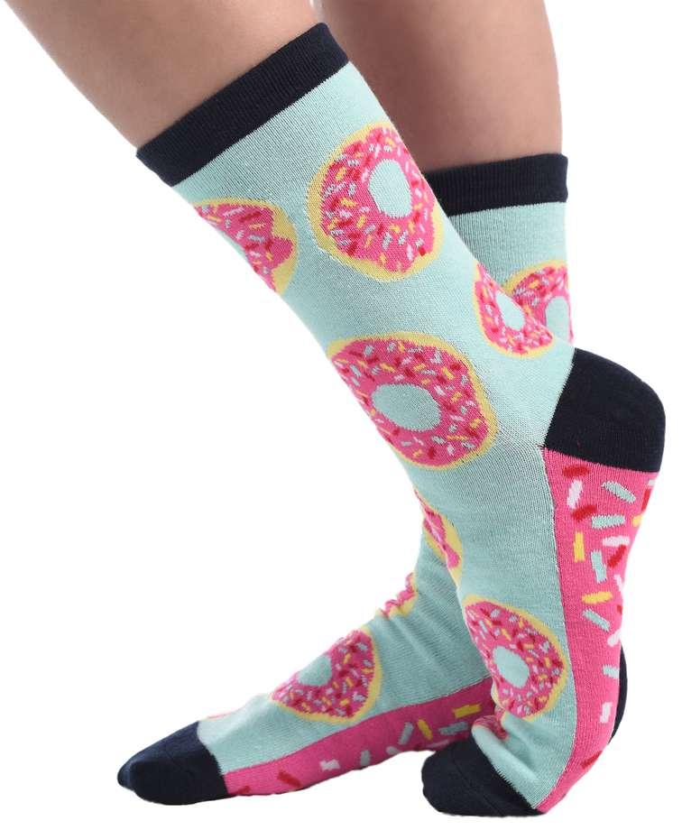 Donut Crew Sock
