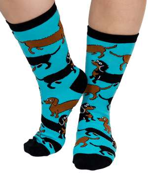 Long to Be Dog Crew Sock
