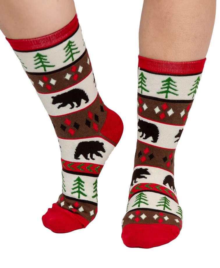 Bear Essentials | Crew Sock