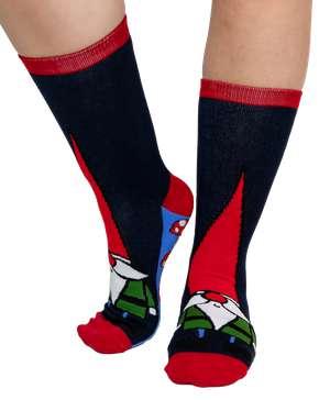 Gnome Crew Sock