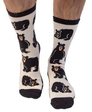 Papa Bear Crew Sock