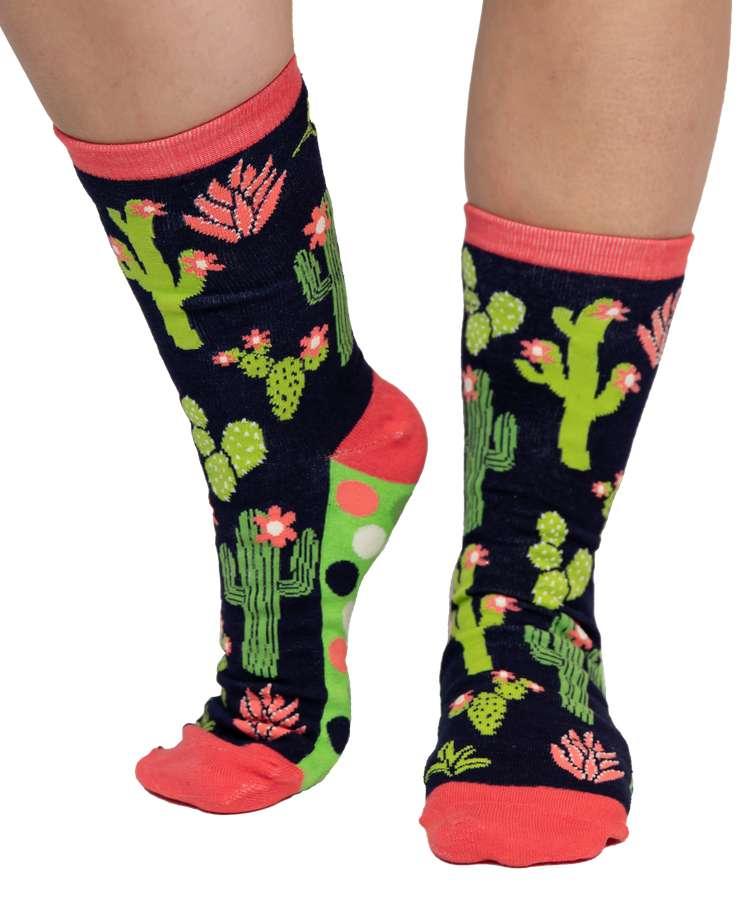 Cactus Crew Sock