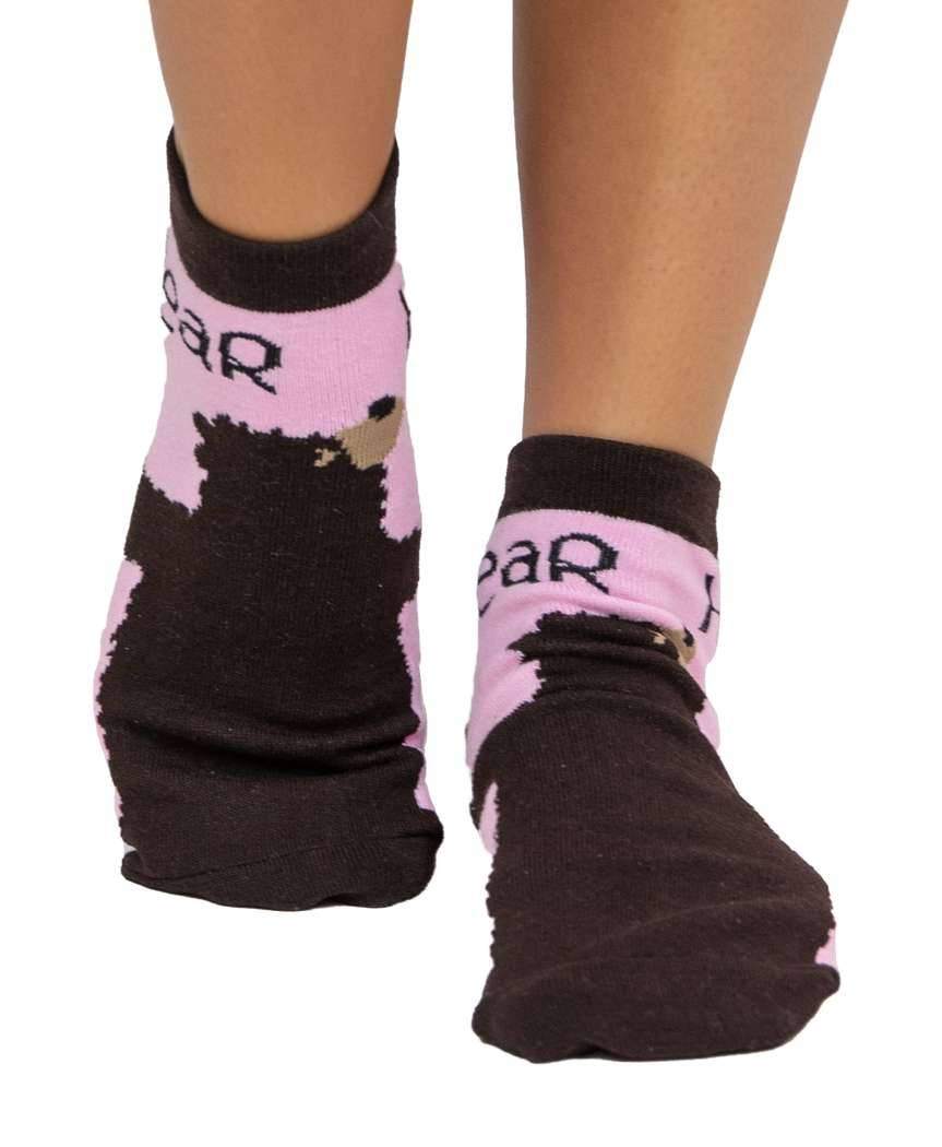 Bear Hug-Bear Infant Socks by Lazy One
