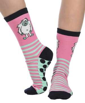 Yeti For Bed | Crew Sock