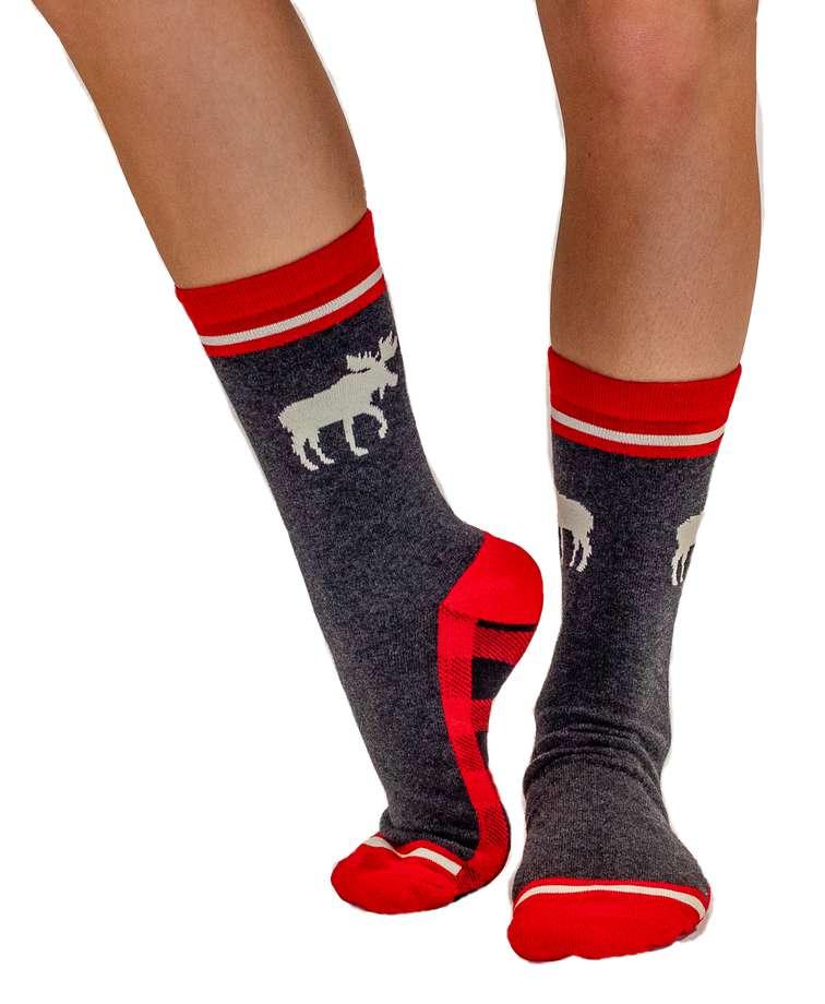 Moose Caboose Crew Sock