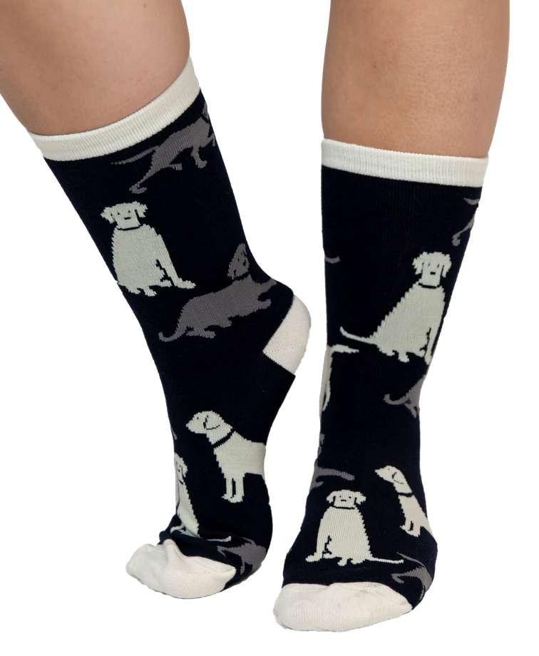 Lab Crew Sock