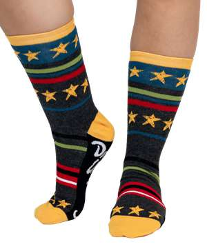 Dream Under the Stars Crew Sock