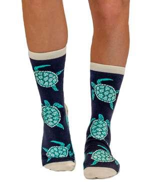 Turtley Awesome Crew Sock