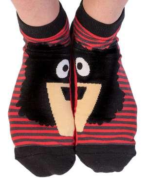 Bear Feet Anklet Sock