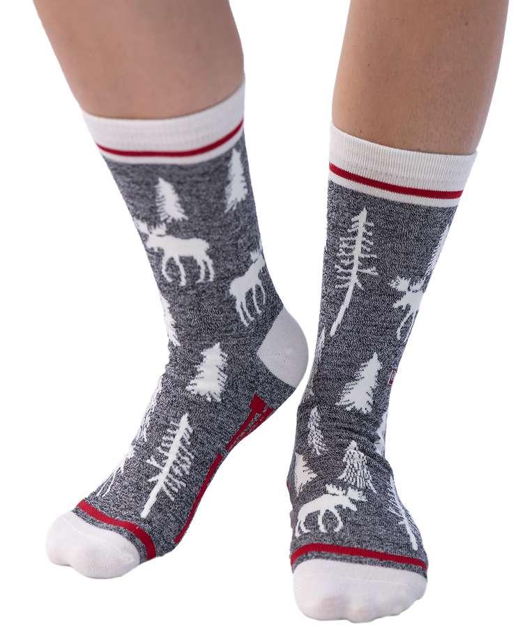 Take A Hike Crew Sock
