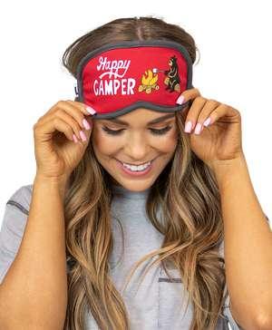 Happy Camper Sleep Mask