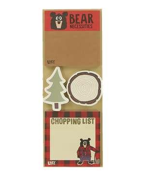Bear Necessities Sticky Pad