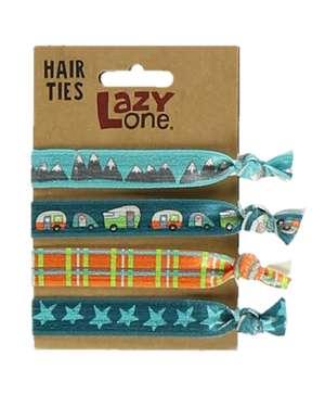 Camper Hair Ties