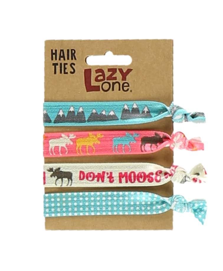 Don't Moose Hair Ties