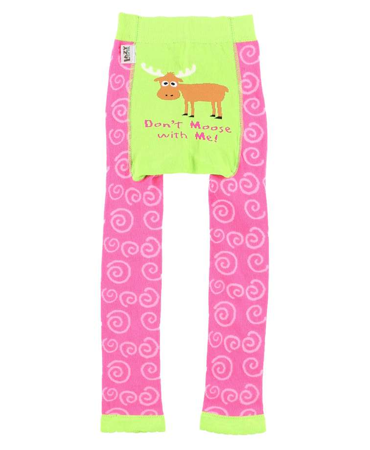 Don't Moose Toddler Leggings