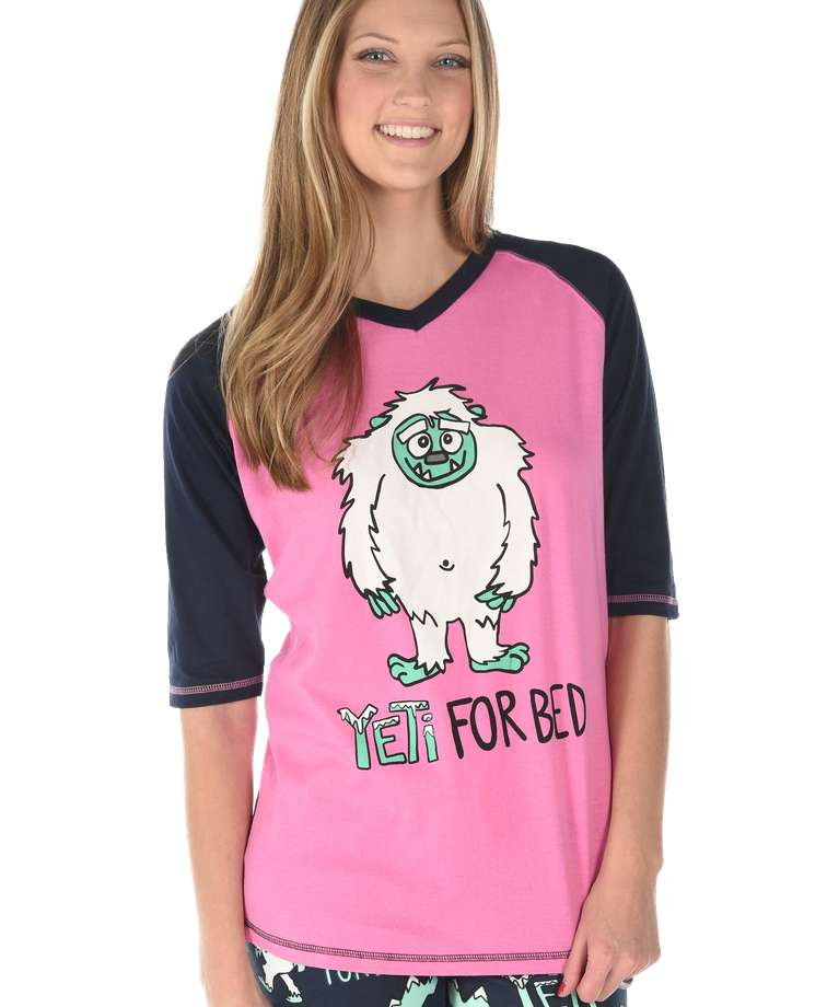 Yeti For Bed Women's Tall Tee