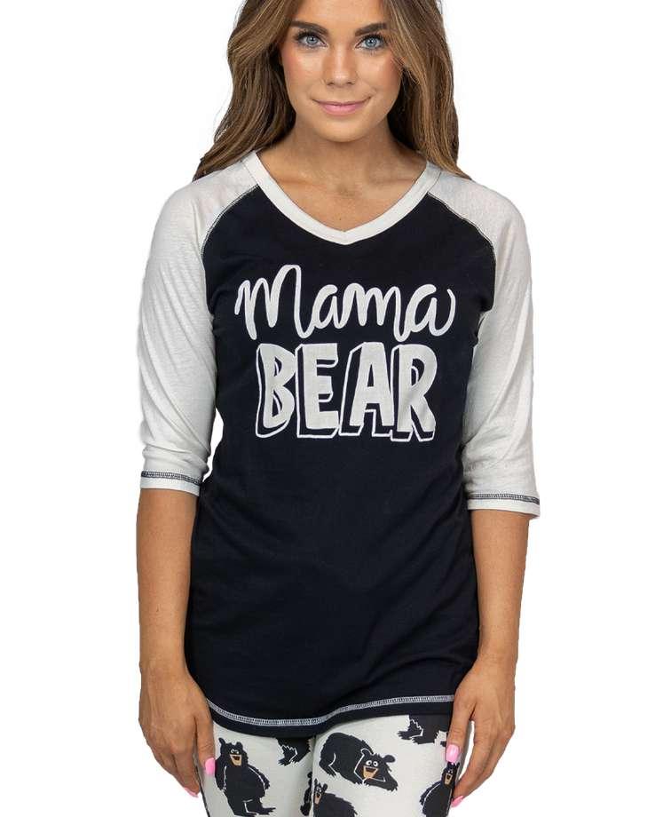 Mama Bear Women's Tall Tee