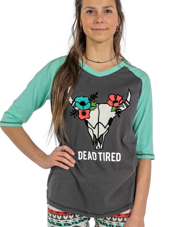 Dead Tired | Women's Tall Tee