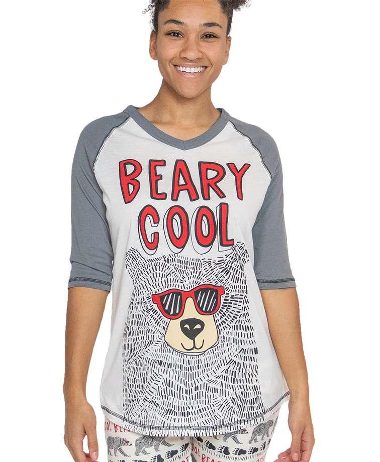 Beary Cool Women's Tall Tee