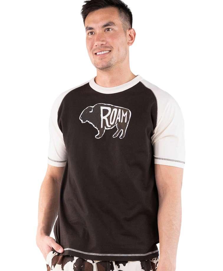 Roam Men's Buffalo PJ Tee