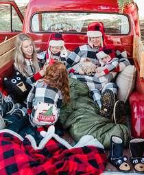 Tailgate Pajamas
