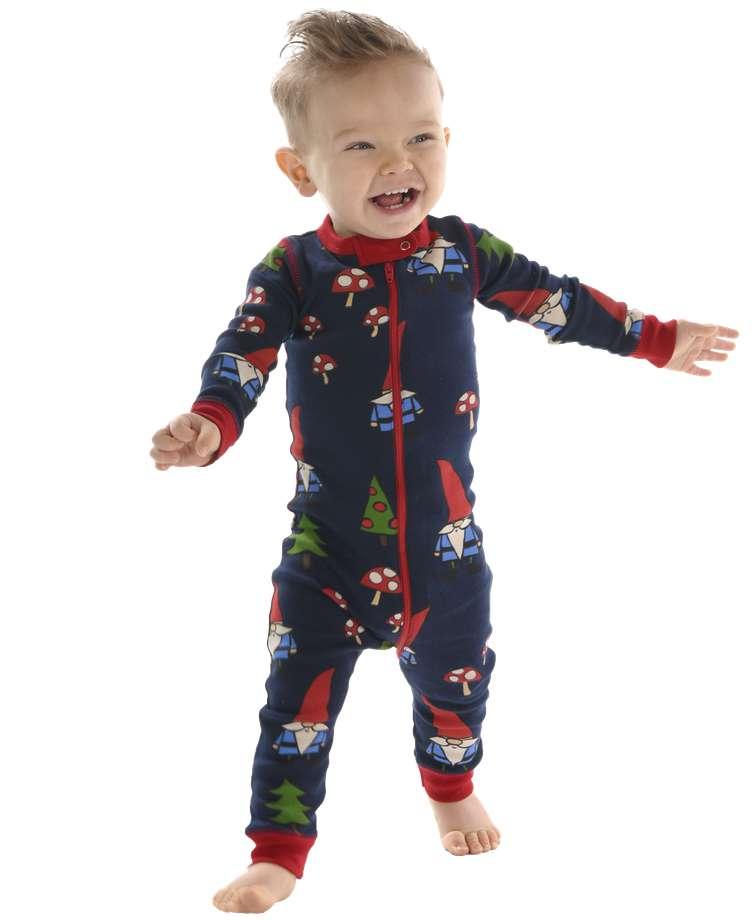 Gnome | Infant Union Suit
