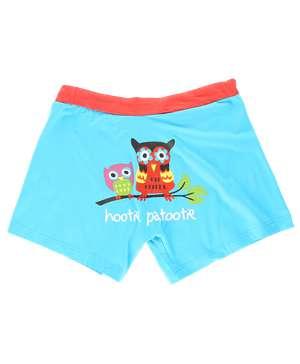 Hootie Patootie Women's Owl Boxer