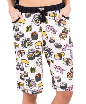 I Just Rolled Out Of Bed Women's Bermuda Shorts
