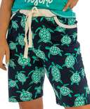 Turtle Women's Bermuda Shorts
