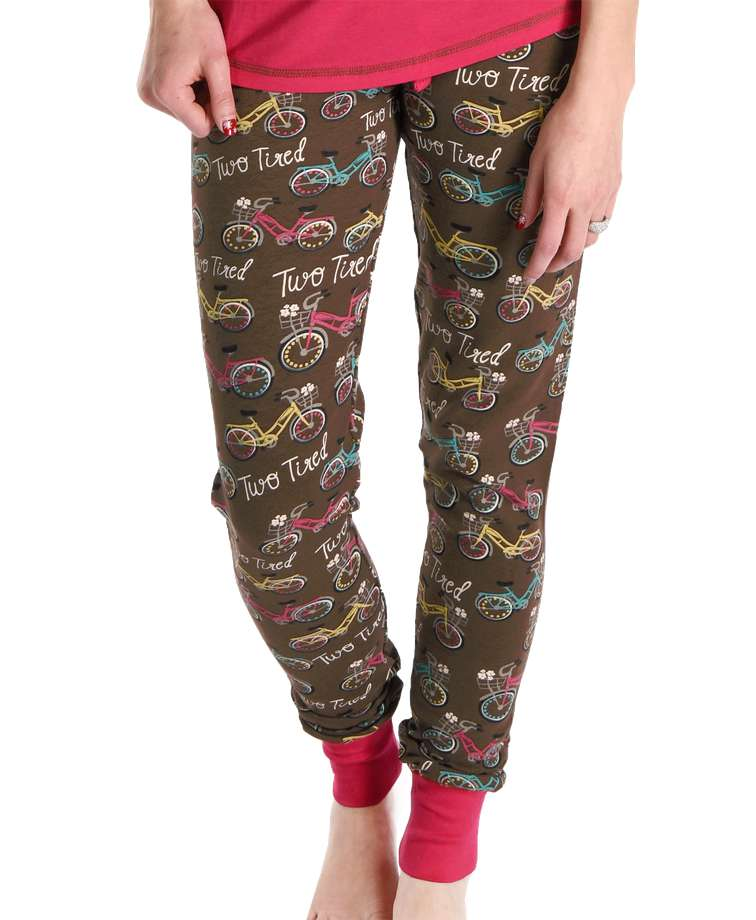 Two Tired Women's Bicycle Legging