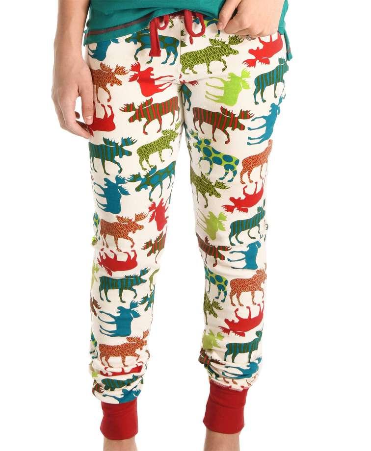 Pattern Moose Women's Legging