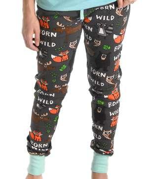 Born To Be Wild Women's Moose Legging