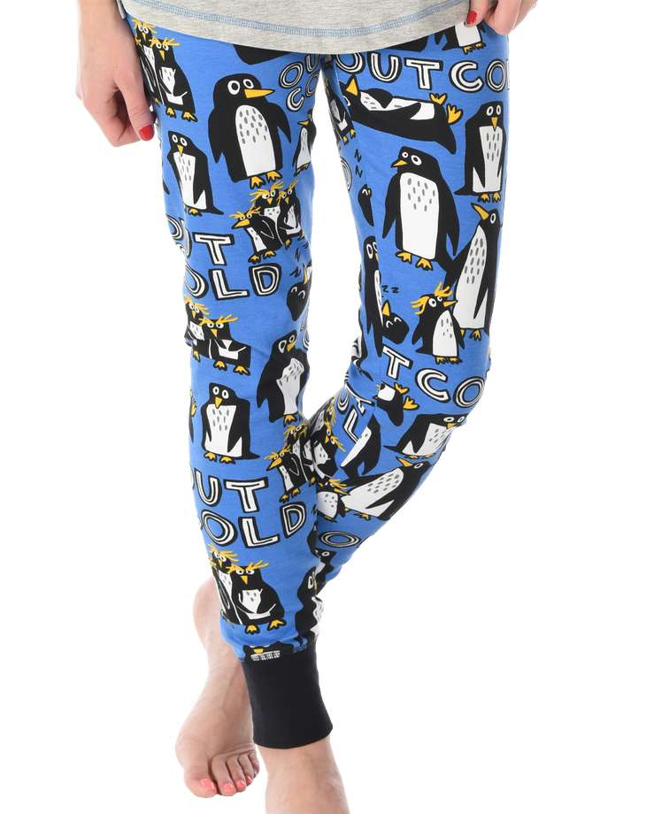 Out Cold Women's Penguin Legging