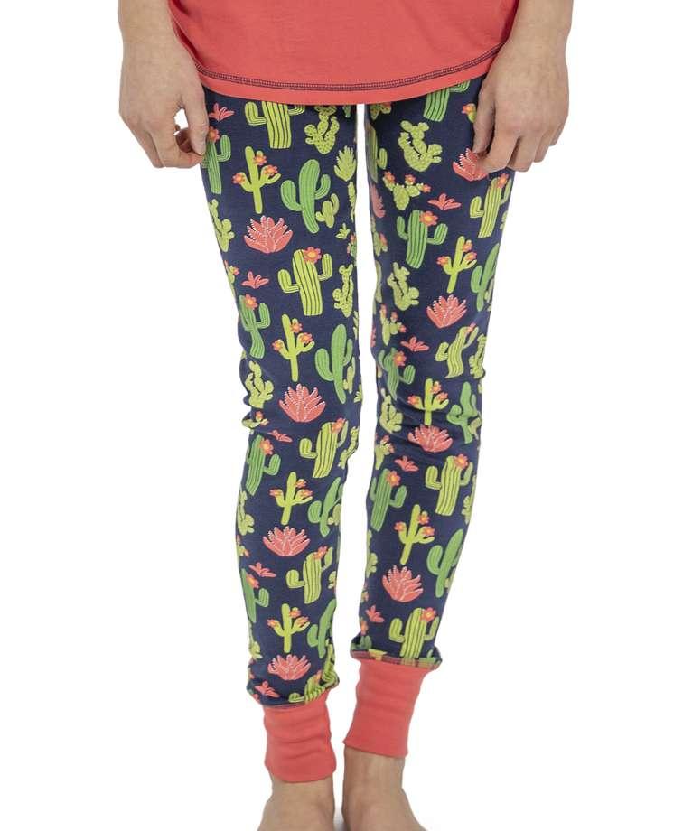 Stuck in Bed Women's Cactus Legging