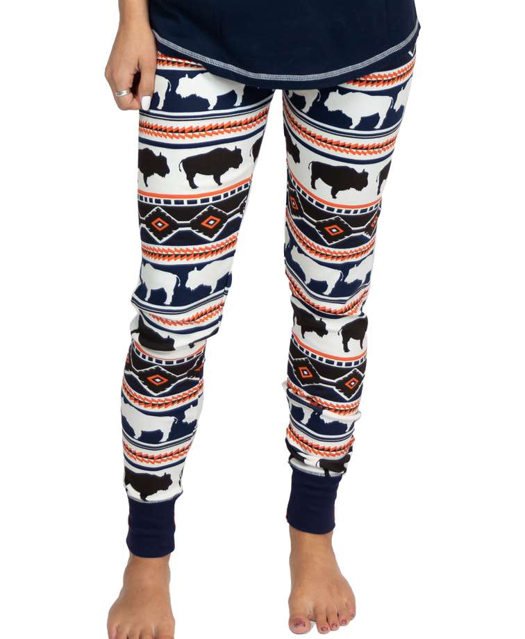 Buffalo Fair Isle Women's Legging