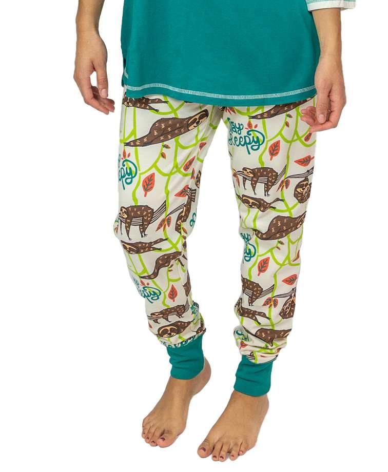 Stay Sleepy Women's Sloth Legging