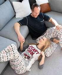 Beary Cool Couples Pajamas