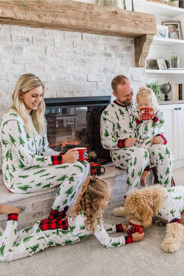 Evergreen Plaid Collection