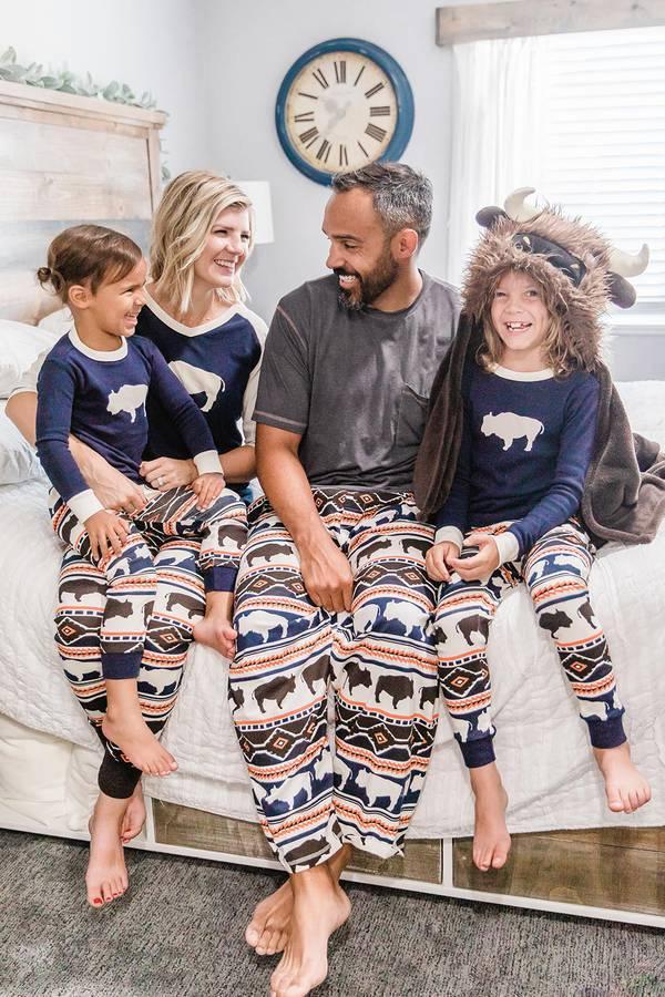 Buffalo / Bison Pajamas and Gifts