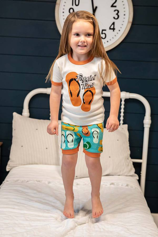 Flip Flop Pajamas and Gifts