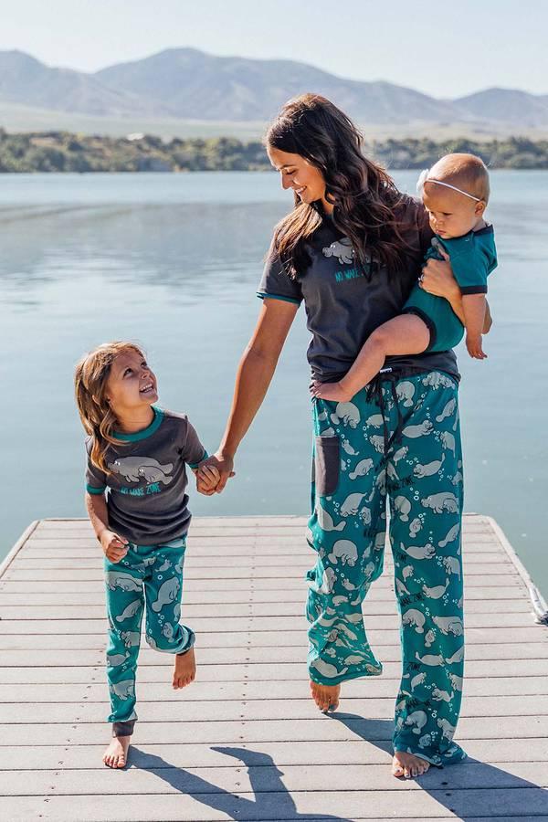 Manatee Pajamas and Gifts