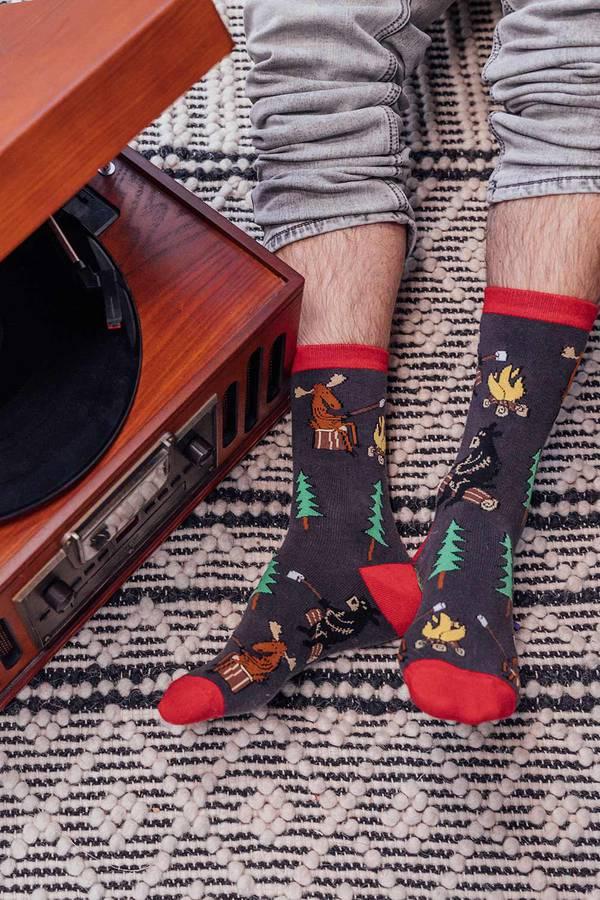 Cool & Funny Crew Socks