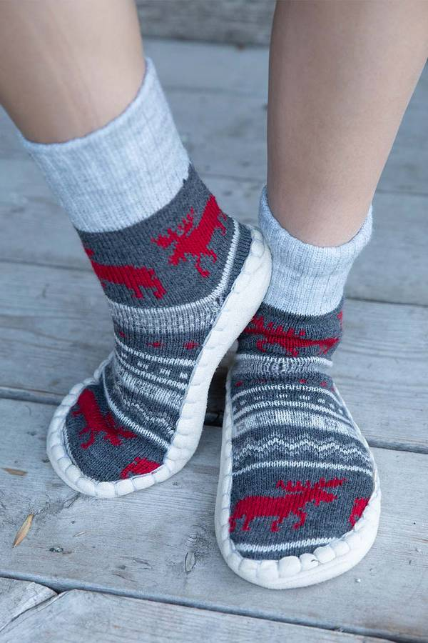 Short Mukluks Slippers