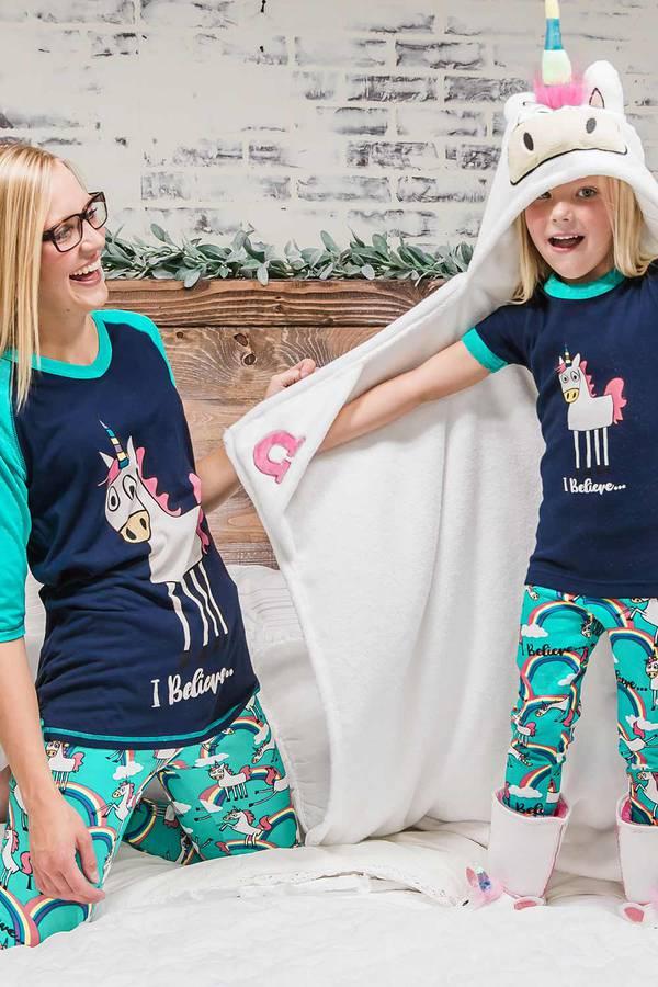 Unicorn Pajamas and Gifts