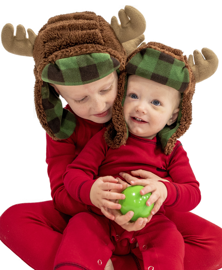 1027058f Cozy Critter Hats - Cute, Comfortable, Fun | LazyOne