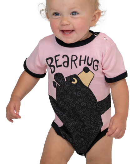 LazyOne Boys Teething Babygrow Vest